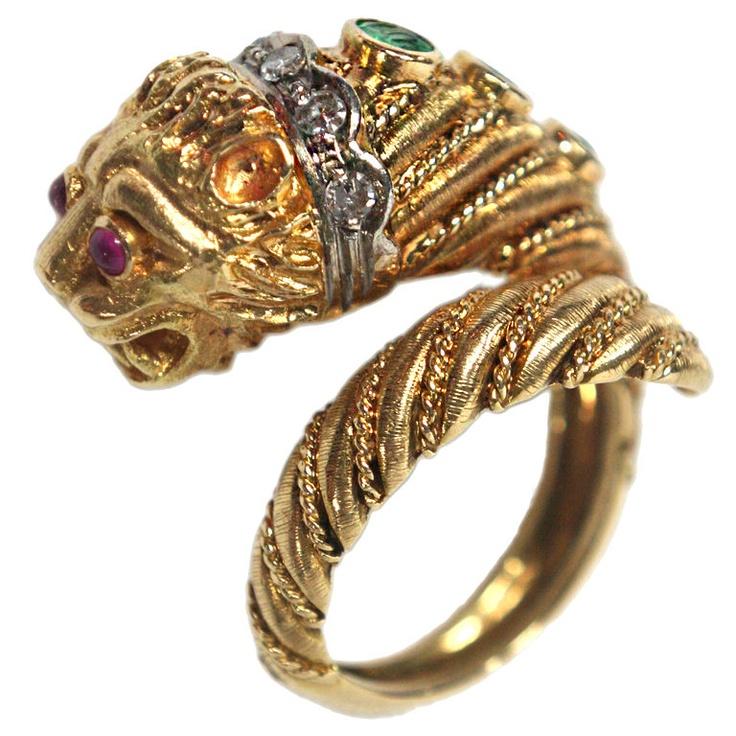 189 best Gold Rings images on Pinterest