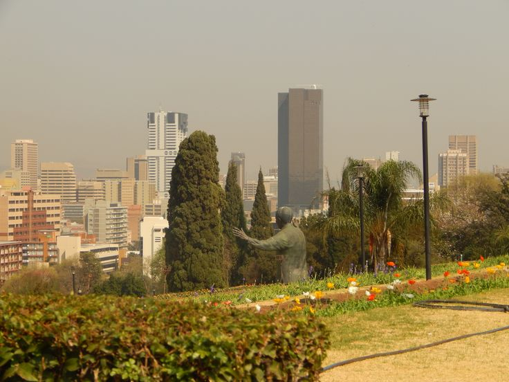 The Union Buildings - PRETORIA