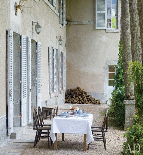 25 beste idee n over buitenmuren op pinterest privacyschermen buiten schermen en buiten - Tuin decoratie buitenkant ...