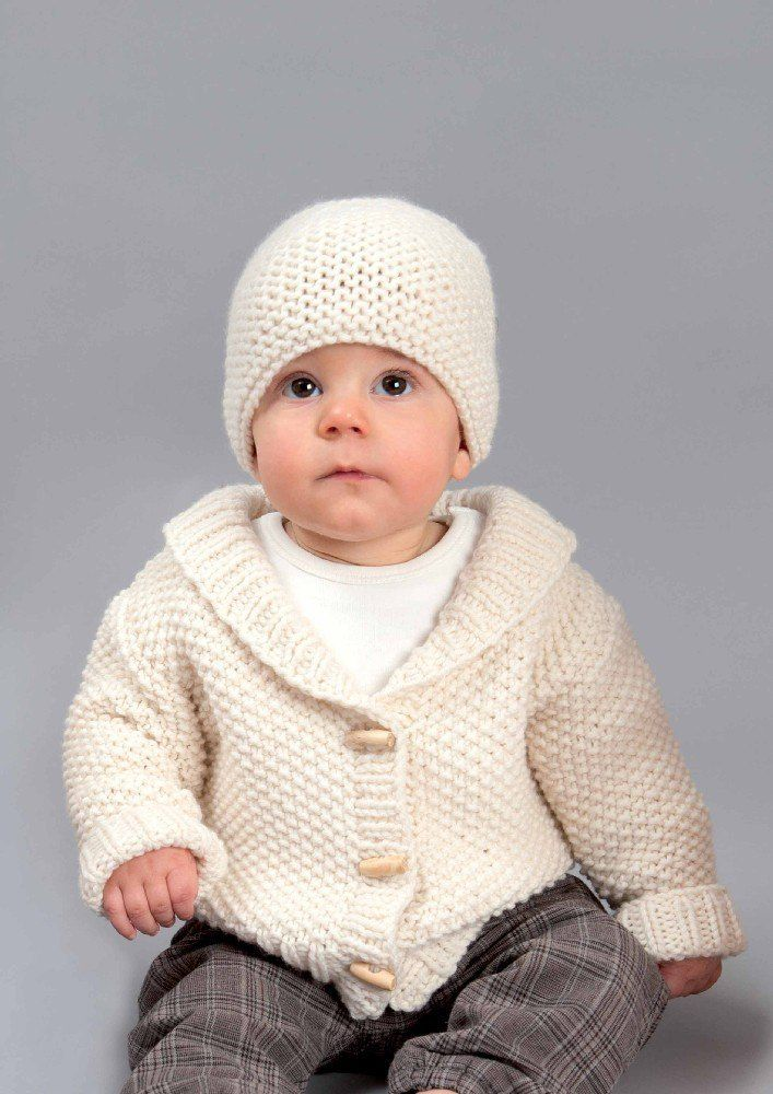 40 best images about Easy Baby Cardigan Knitting Patterns on Pinterest Baby...