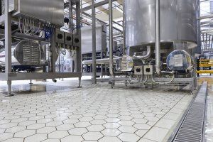 Ceramic floors by Kagetec and Argelith