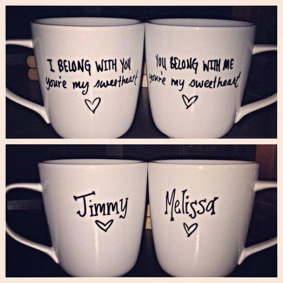 Coffee Cups Cute Mugs