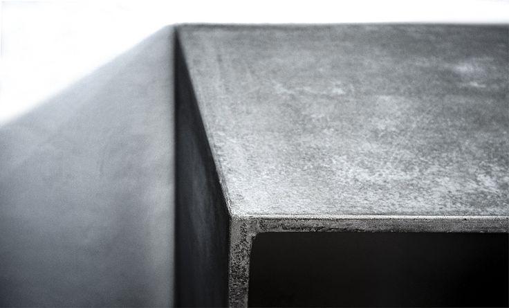 betonový stůl I concrete desk