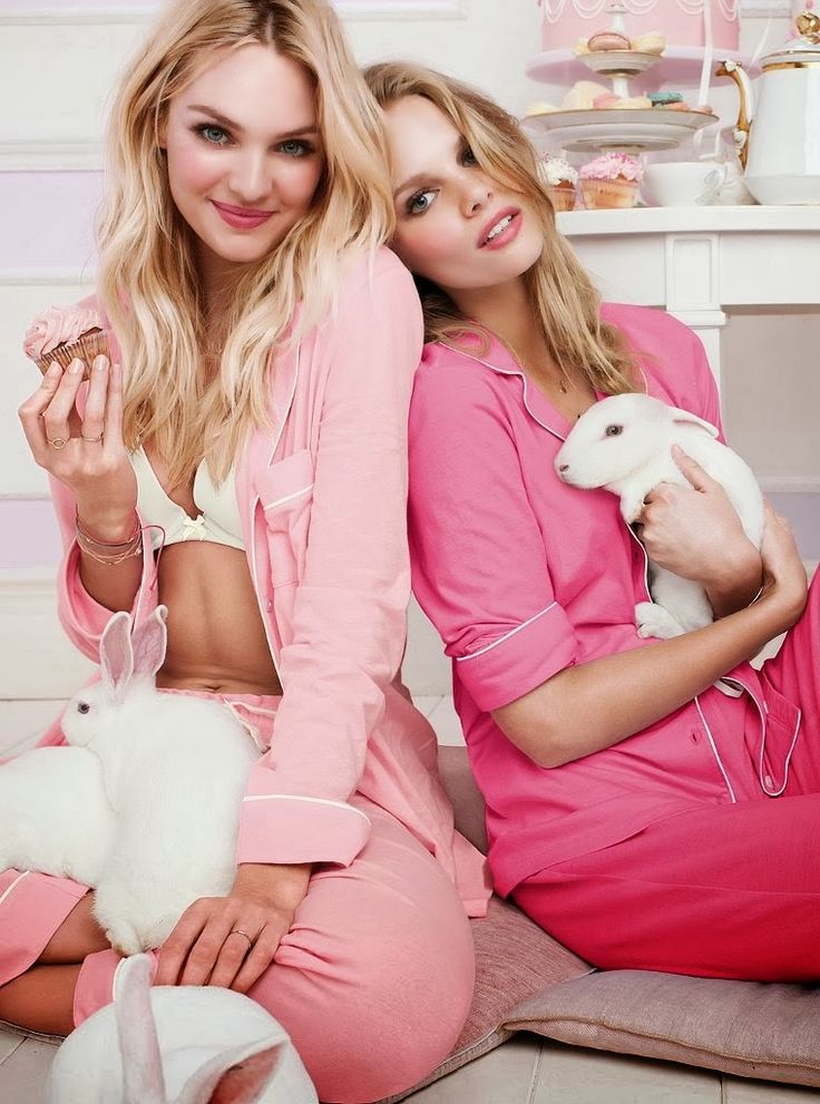 Marloes Horst - Victoria's Secret lingerie October 2013 Lookbook