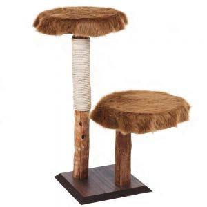 modern cat tree furniture. modern cat furniture u2013 ruben natural trees climberscratcherbed combos made from tree