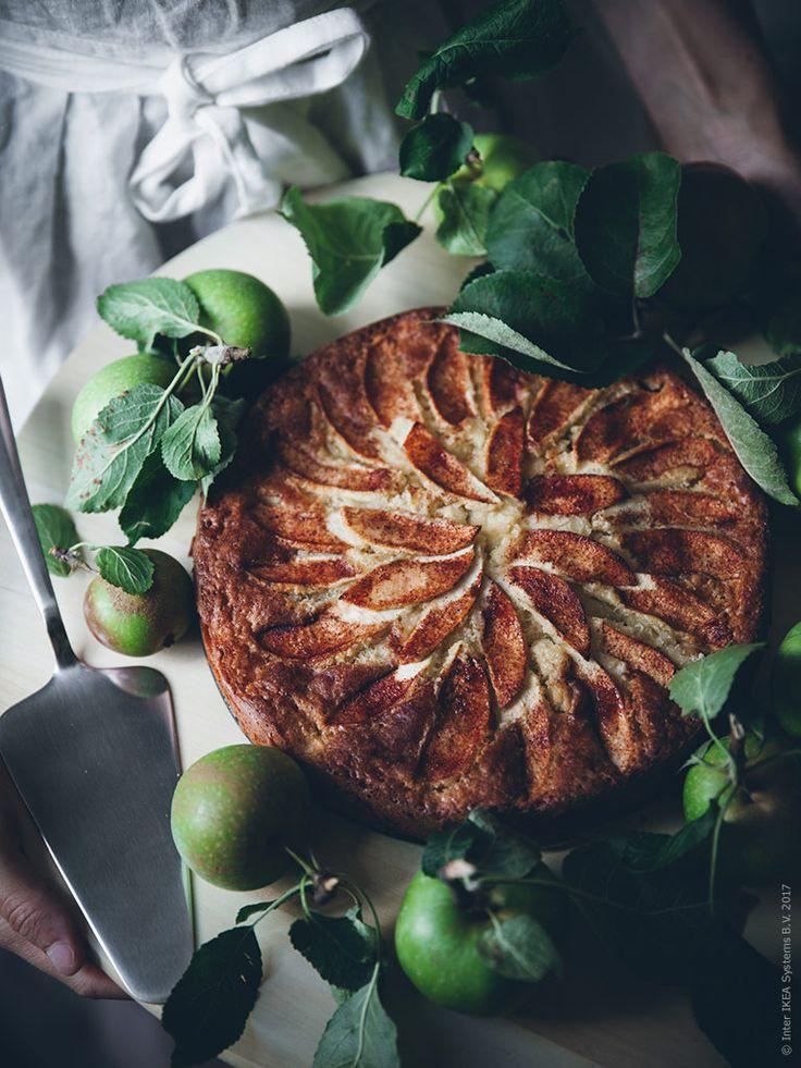 Autum's Best Apple Pie | Höstens godaste äppelkaka | IKEA Livet Hemma – inspirerande inredning för hemmet