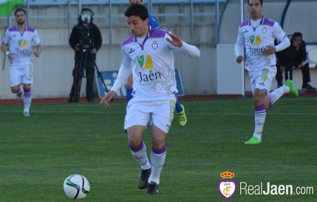 Real Jaén y Hugo Díaz acuerdan la rescisión de contrato del jugador cordobés