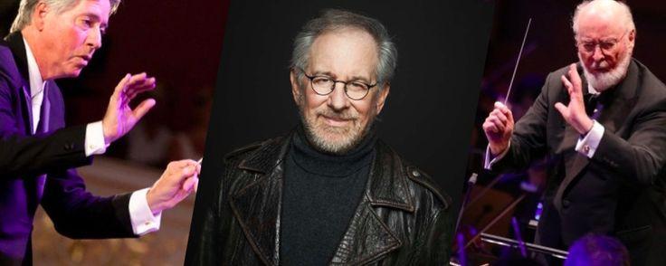 John Williams et Alan Silvestri à la composition des prochains films de Steven Spielberg