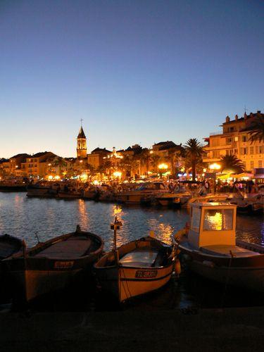 Port of Sanary sur Mer ~ Provence, France