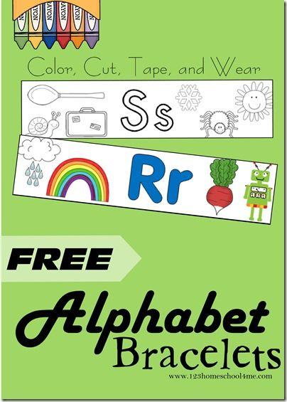 alphabet worksheets for toddler, preschool, prek, kindergarten