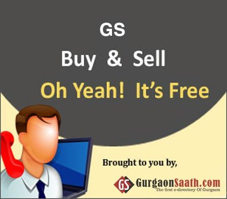 Gurgaonsaath is an online  business directory with millions of users. It is trusted by buyers and sellers equally. Not only does the website have a large number of categories and sub-categories to help the buyers as well as the sellers it also has an organized approach.