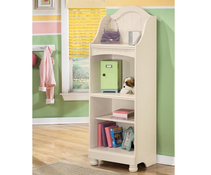 Beautiful Kids Warehouse ~ Ashley Cottage Retreat Bookcase | Ashley Kids Furniture  And The Cottage Retreat Bedroom