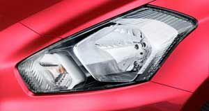 DISTINCTIVE HEAD LAMPS  Iconic headlamps that mark your arrival and are very reliable on Indian roads for a comfortable and  #SafeDrive  Read more about this car: http://goo.gl/NGqfJX  #DatsunGo #DatsunCars