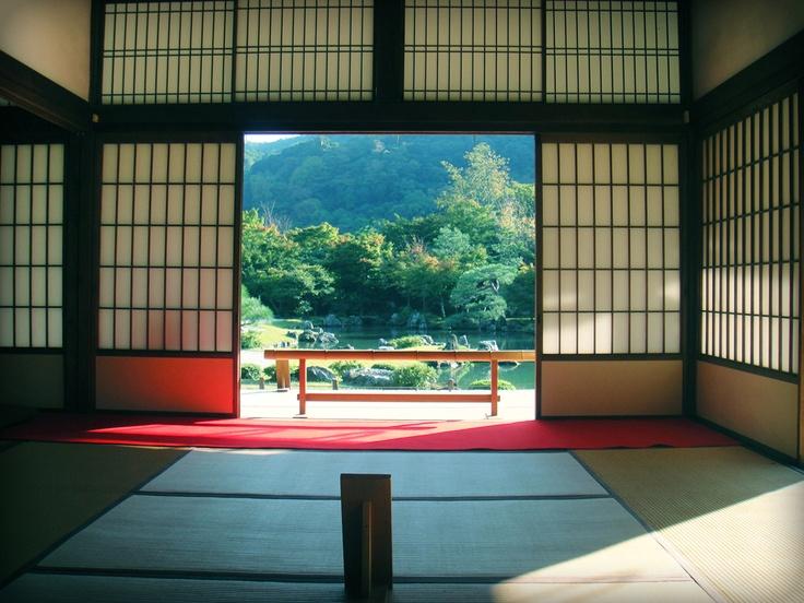 Sogenchi. Tenryu-ji Temple
