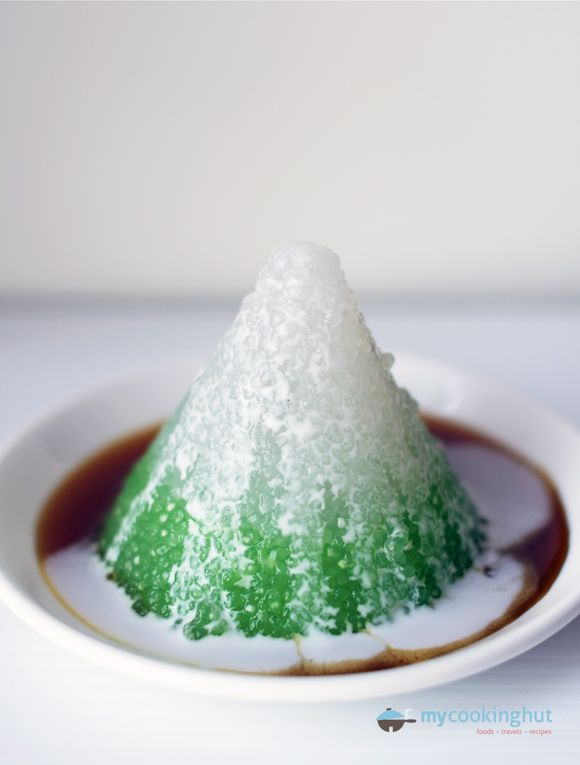 Get Your Jelly On – Day 18: Duo Colour Sago Pudding by My Cooking Hut at http://www.mycookinghut.com