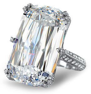 Chopard, 31 carats, yes please!
