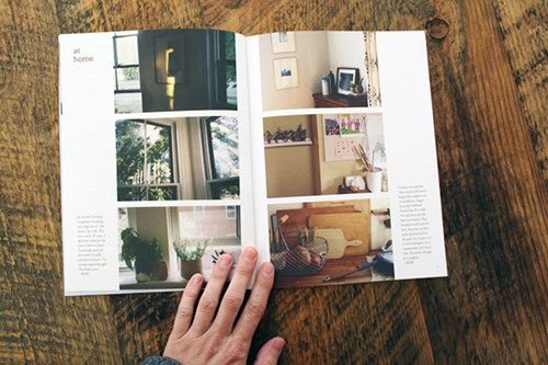 Nice layout for 8 x 10 photobook; love the placement of the journaling, symmetry, and white space