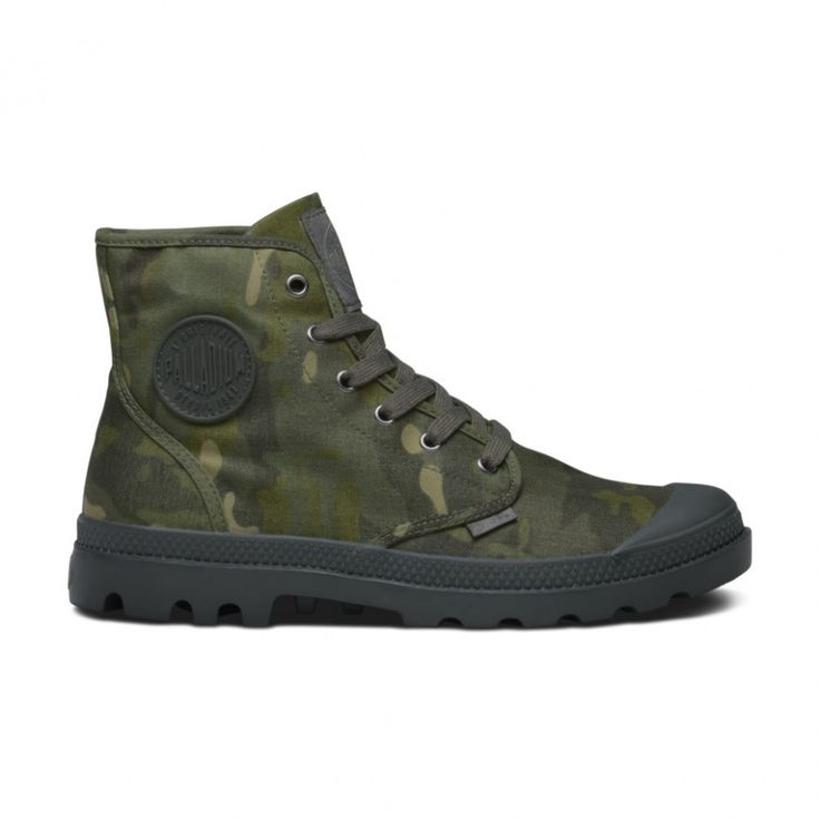 PALLADIUM BOOTS MULTICAM COLLECTION | MultiCam® Family of Camouflage Patterns