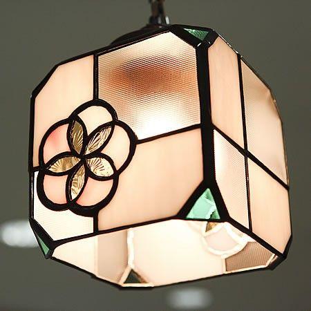 オリジナルのステンドグラスランプなら照明 通販のアスコムライティング