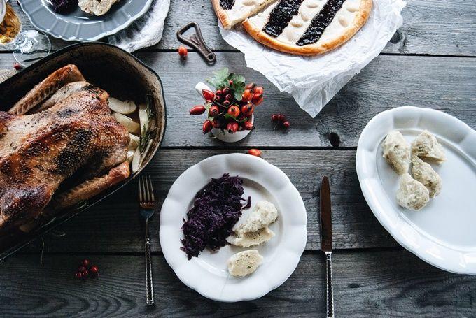 FoodLover: Svatomartinská husa