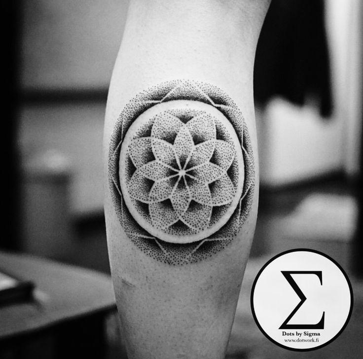 Mandala - Check out my Instagram @dotsbysigma