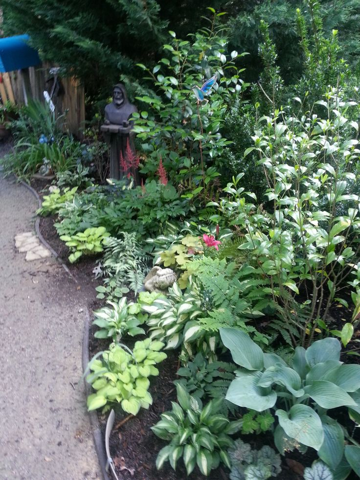 there is no right or wrong way to plant in your garden
