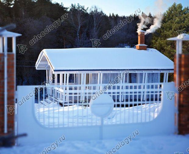 Мини-дом Кораблик - Mini House Ship - Tiny House