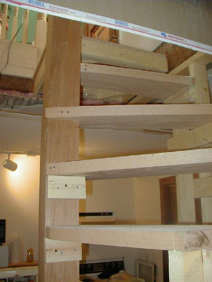 attic remodel ideas - diy spiral stairs Google Search