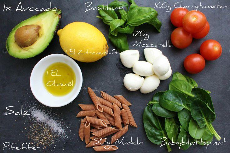 Salat im Glas - 3 Variationen - nonolicious