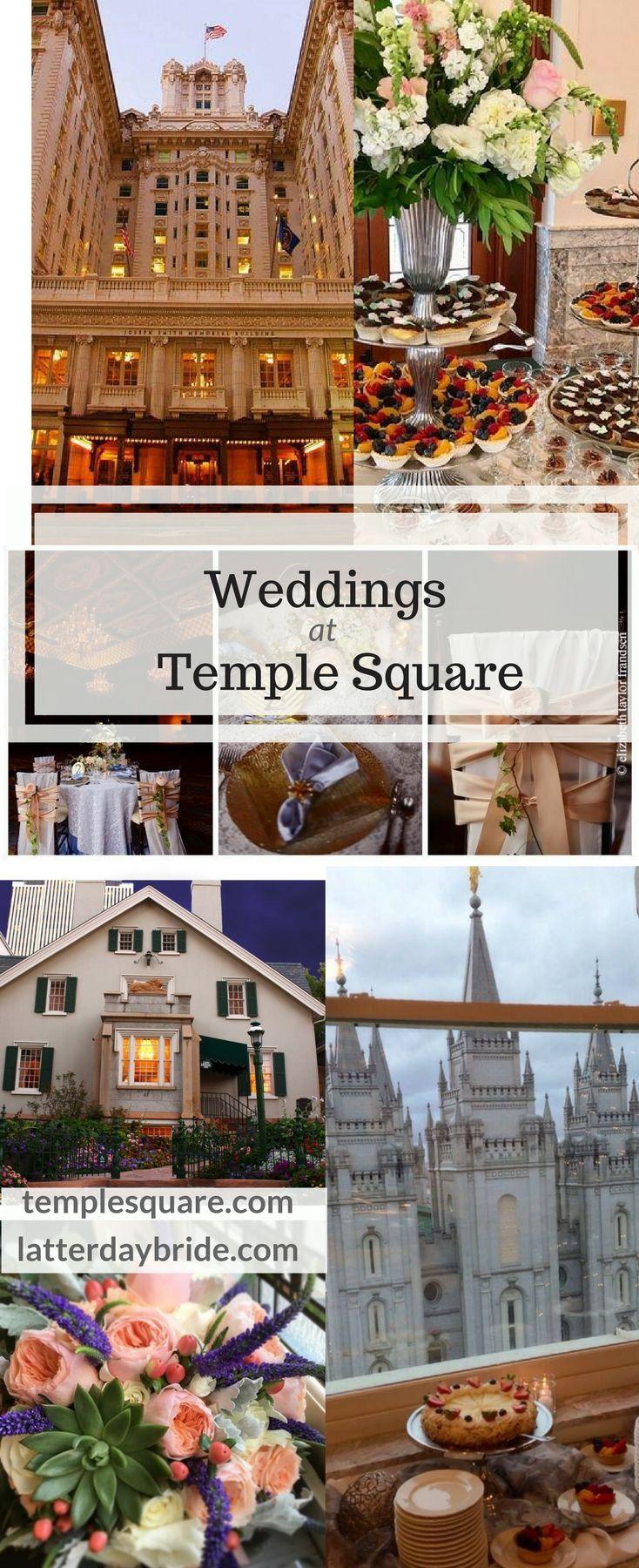 Beautiful Wedding Venues In Salt Lake City