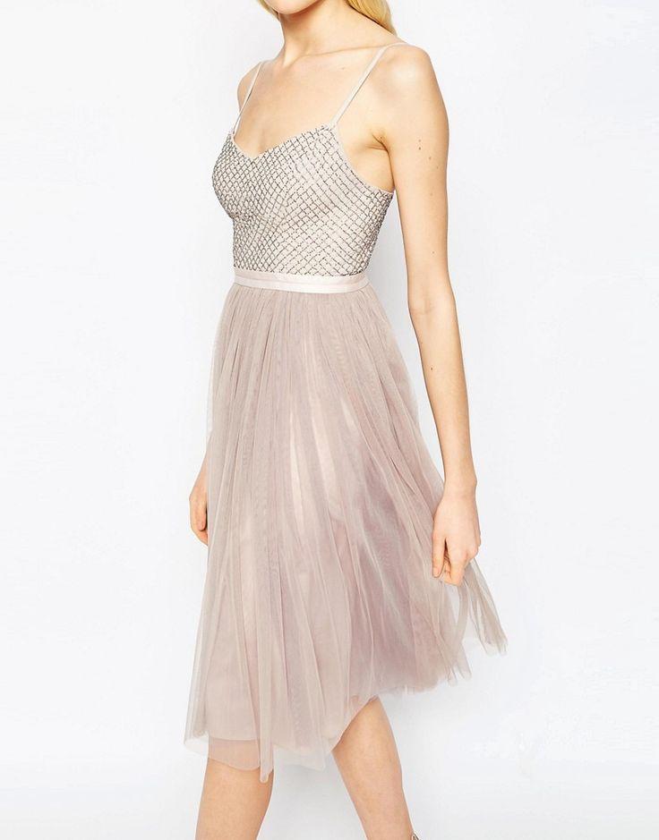 Image 3 - Needle & Thread - Coppelia - Robe en tulle style ballerine à ornements