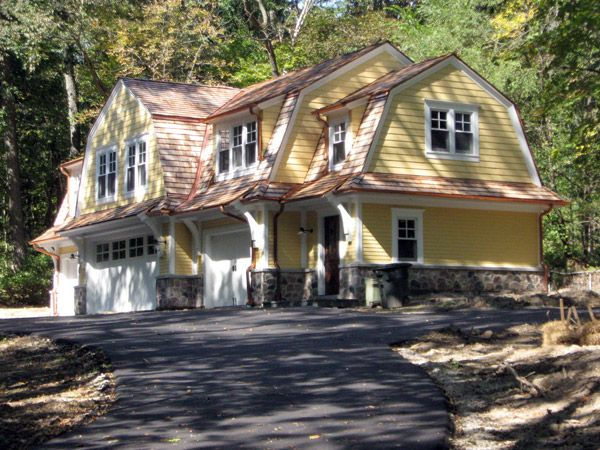 17 best images about gambrel roof homes on pinterest Dutch gambrel barn