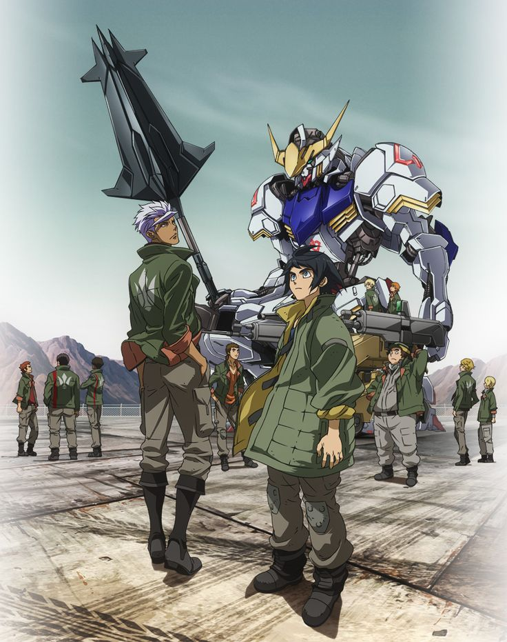 Mobile Suit Gundam: Iron-Blooded Orphans 25/25 (HD + Ligero) [Sub Español][MEGA-USERSCLOUD]