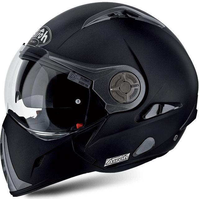 Casque moto J106 en matière thermoplastique   Airoh Helmet