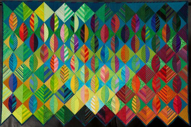 Quilt by Ann B Feitelson