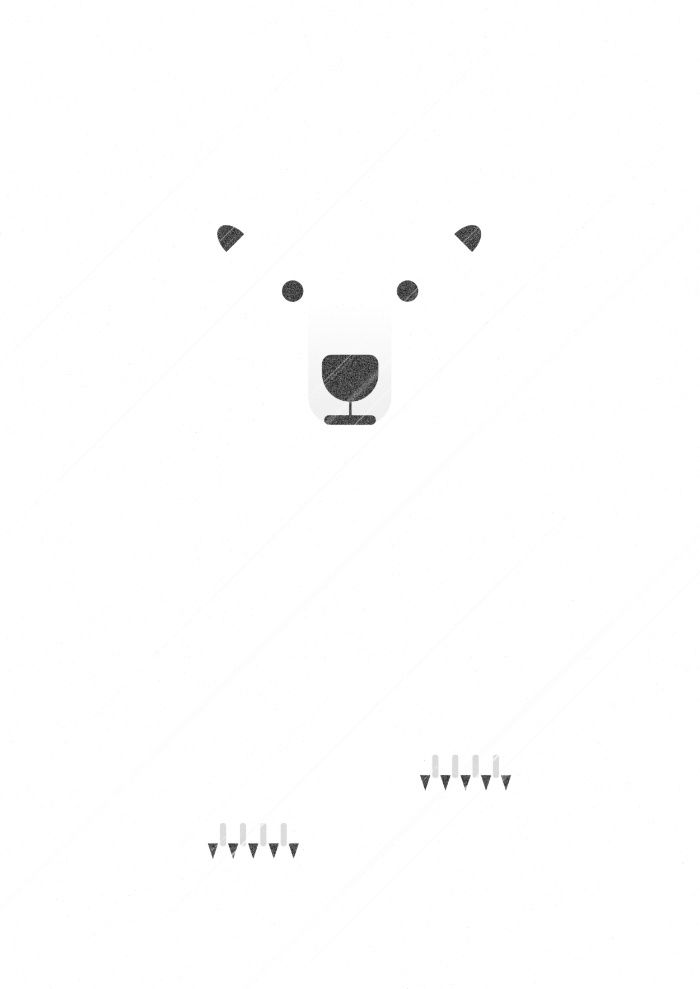 Polar Bear Art Print                                                                                                                                                                                 More