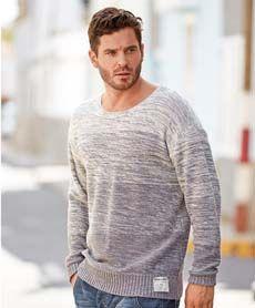 Redhill strikket herre genser fra Sportmann.no