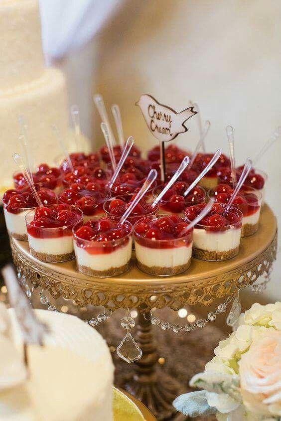 Cute dessert idea