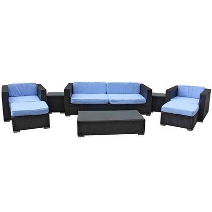 Die besten 25+ Outdoor sofa sets Ideen auf Pinterest Garten sofa - Sofa Im Garten 42 Gestaltungsideen Fur Gemutliche Sitzecken Im Freien