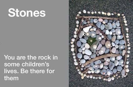Stone thoughts