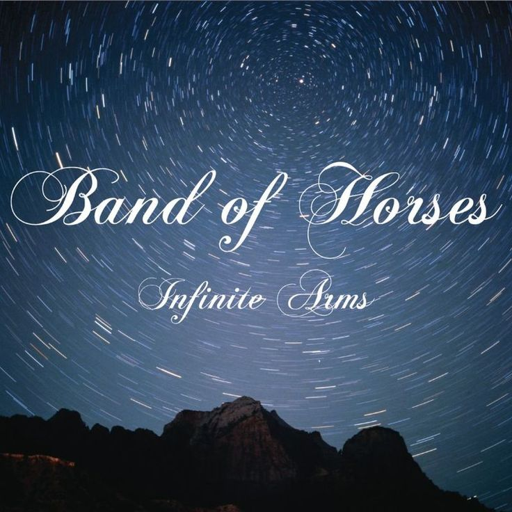 Factory by Band of Horses - Infinite Arms
