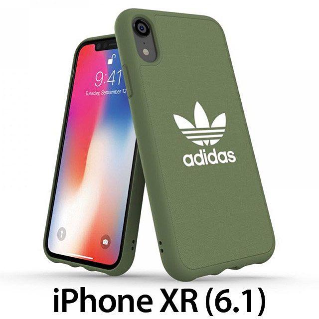 Color Negro adidas Funda Protectora Originals para iPhone 11 Pro MAX de TPU