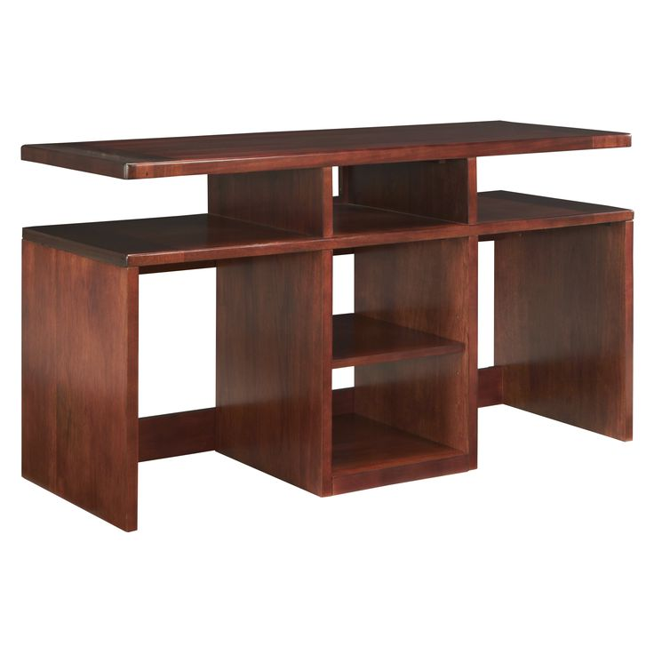 Console table entryway modern - Have To Have It Somerton Studio Sofa Table Mid Tone