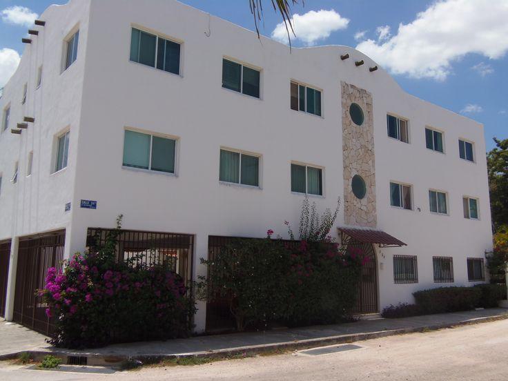 Edificio de departamentos en venta en Mérida