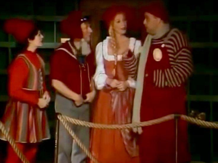 Puk, Skipper, Gemyse og Lunte.