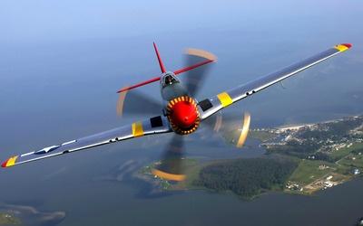 P-51 Mustang wallpaper