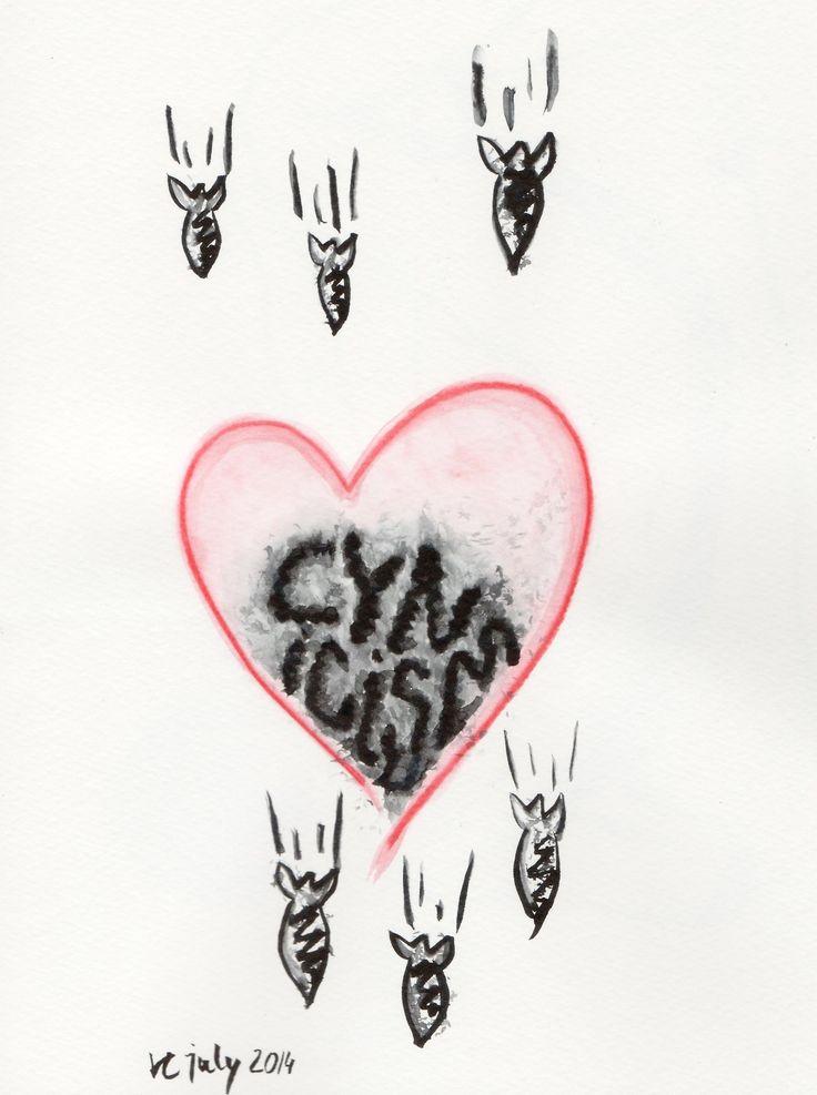 Cynicism Kills. By Violeta Camarasa