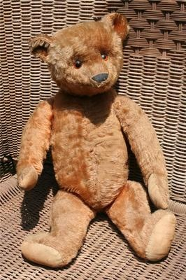 Antique Steiff Teddy Bear Growler: Lonely Dolls, Book, Bears Dolls Toys Fun
