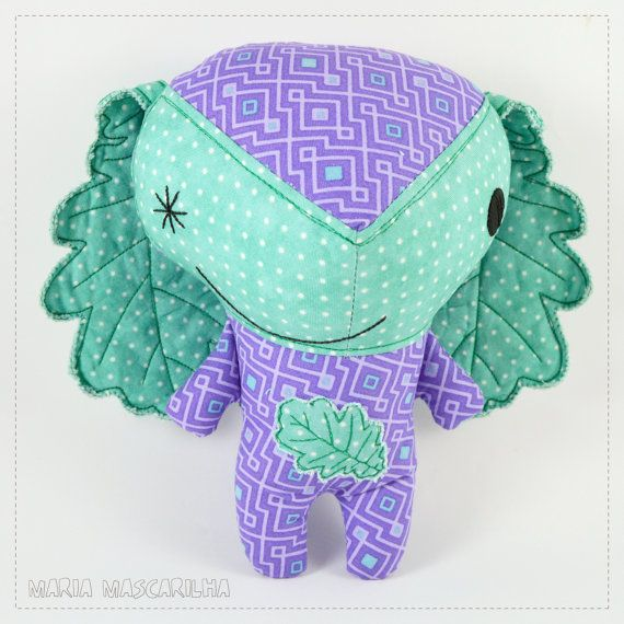 Hey, I found this really awesome Etsy listing at https://www.etsy.com/uk/listing/468916431/woodland-stuffed-toy-for-children-blue