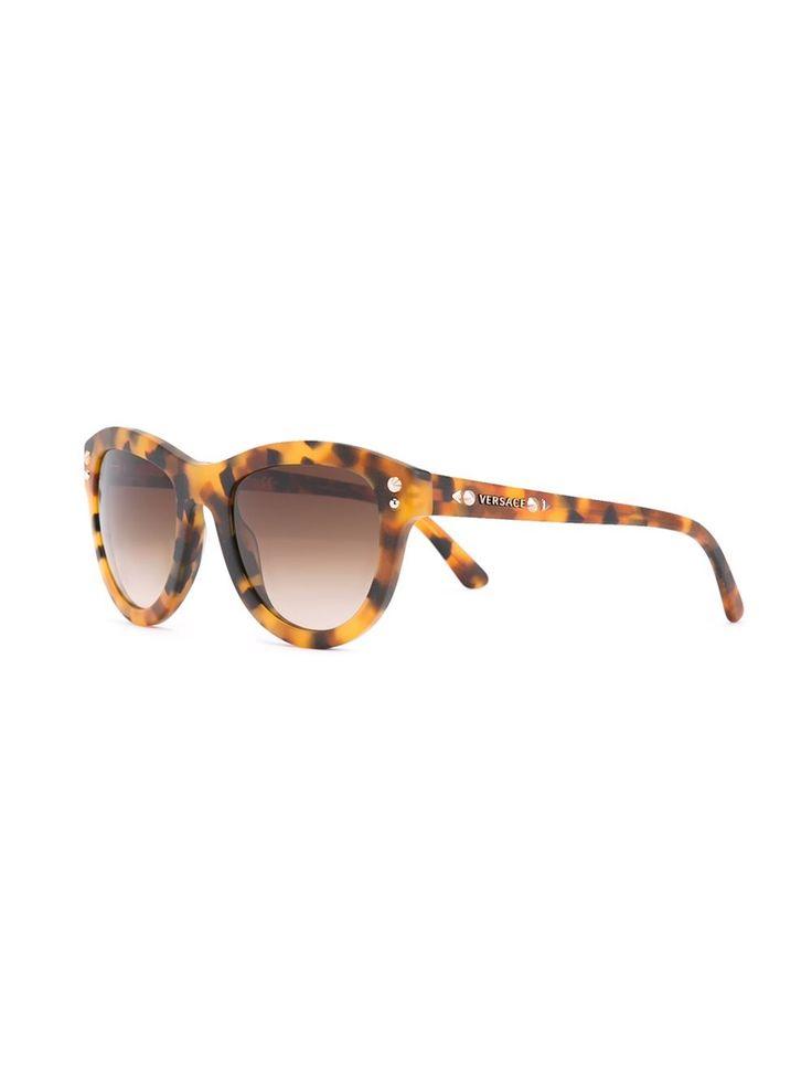 Versace lentes de sol con montura ojos de gato